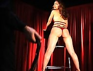 Amber explains why she needs and wants to be whipped in this sexy spanking film